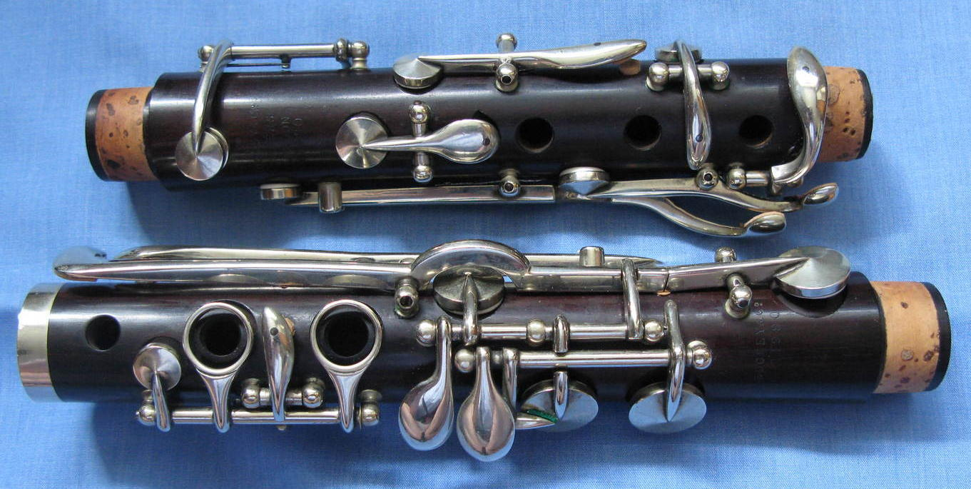 clarinet parts Enjoy the lowest prices and best selection of clarinets at but not limited to scratches, dings, dent, chips, and worn parts this clarinet is made.