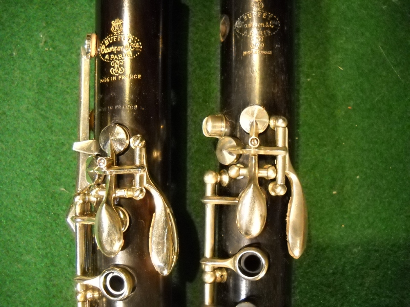 buffet crampon bass clarinet serial number